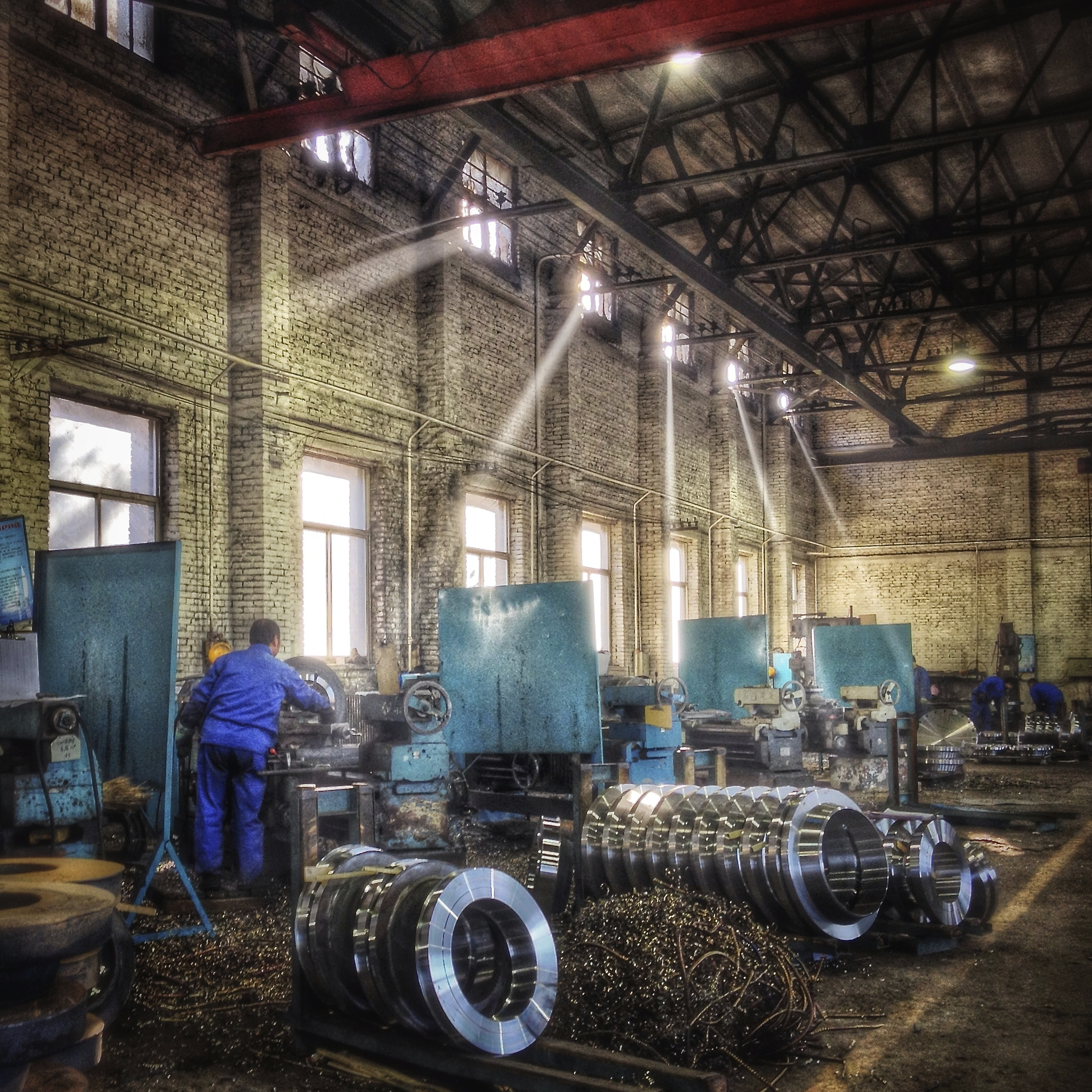 factory in Shanxi