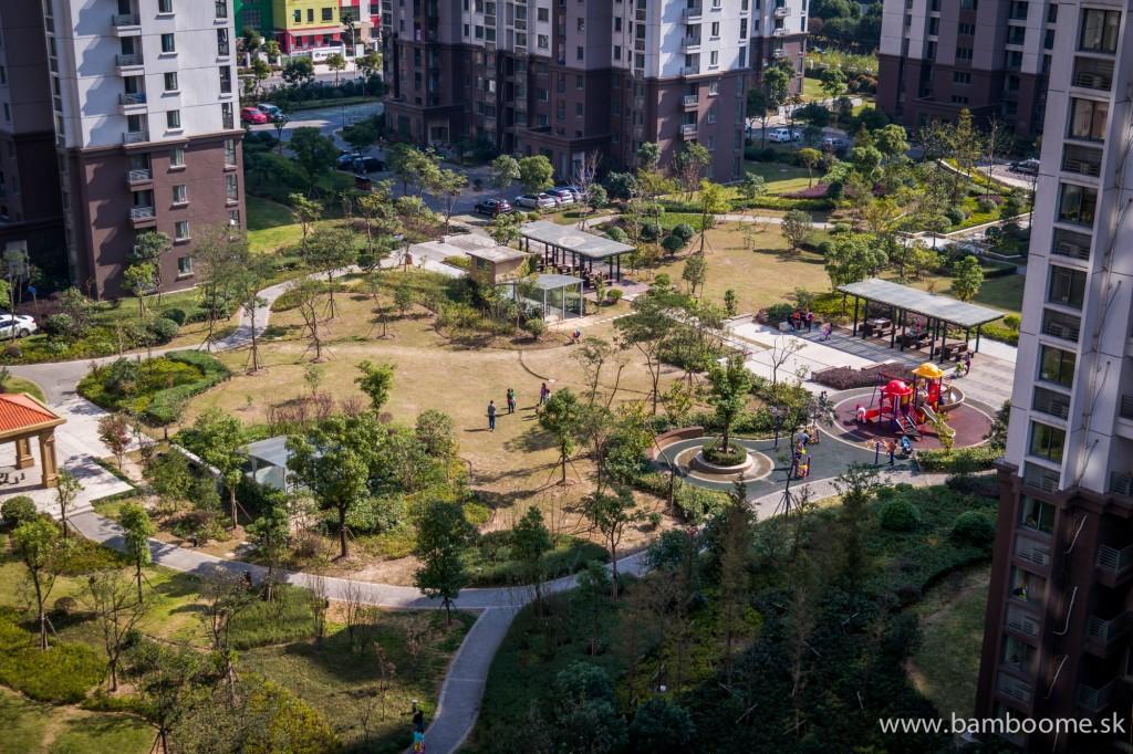 Park v našom sídlisku